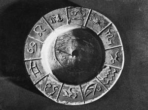 Greek Zodiac Wheel